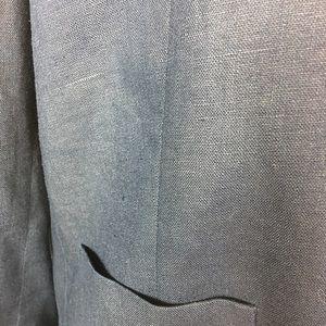 Ralph Lauren Jackets & Coats - Ralph Lauren Crest Crown Linen Blazer